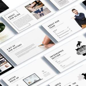 Shinning - Creative Powerpoint Template