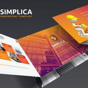Simplica Powerpoint Template