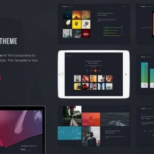 Simplux Multipurpose Powerpoint Template