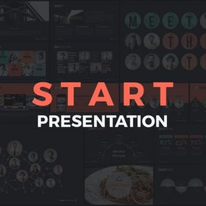 START - Powerpoint Presentation Template