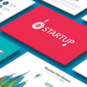 STARTUP Powerpoint Template