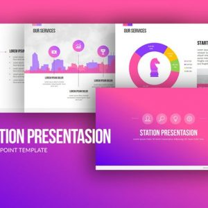 Station Powerpoint Presentation