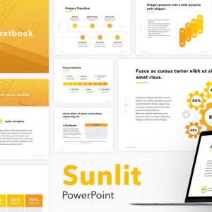 Sunlit PowerPoint Template