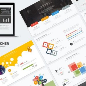 The Archer - Multipurpose Powerpoint Template