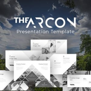The Arcon Creative Presentation Template