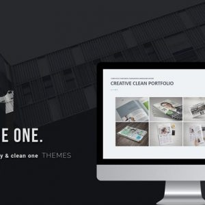 The One Clean Business Template
