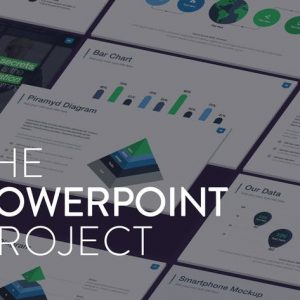 The Powerpoint Project - Presentation Template