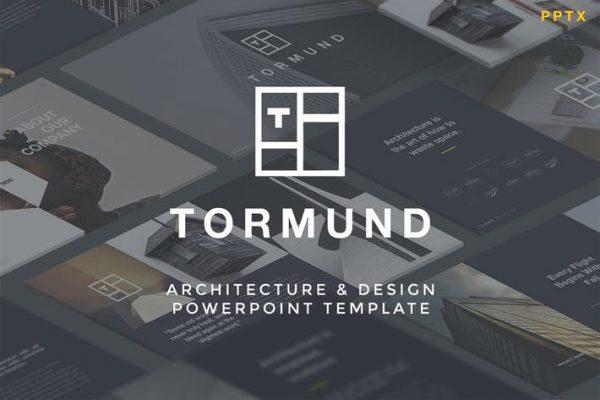 Thormund - Powerpoint Template