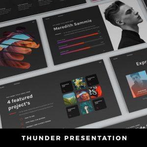 Thunder Presentation