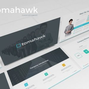 Tomahawk Powerpoint Template