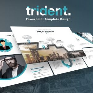Trident - Powerpoint Template Design