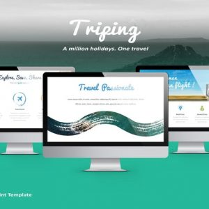 Triping - Travel Powerpoint Template