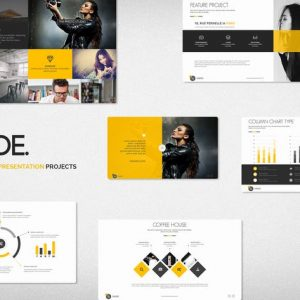 Unide Creative Presentation Template