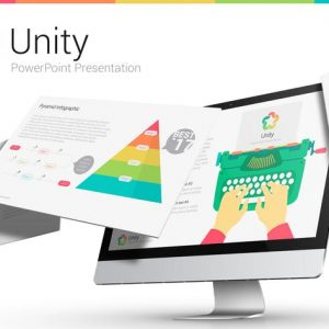 Unity - Multipurpose Template