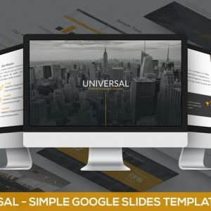 Universal - Google Slides Template