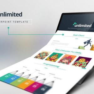 Unlimited Powerpoint Template