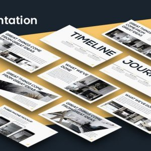 UNQ - Powerpoint Presentation Template