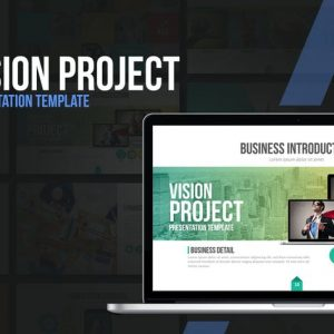 Vision Project Presentation Template