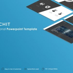 Watchit Powerpoint Template