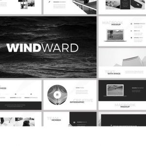 WindWard - Presentation Template