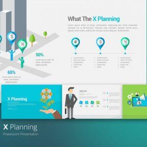 X Planning Powerpoint Presentation