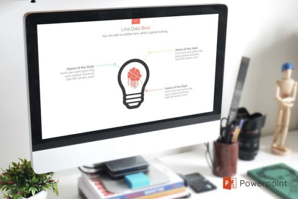 X-Strong Creative Powerpoint Presentation Template