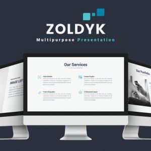 Zoldyk - Keynote Template