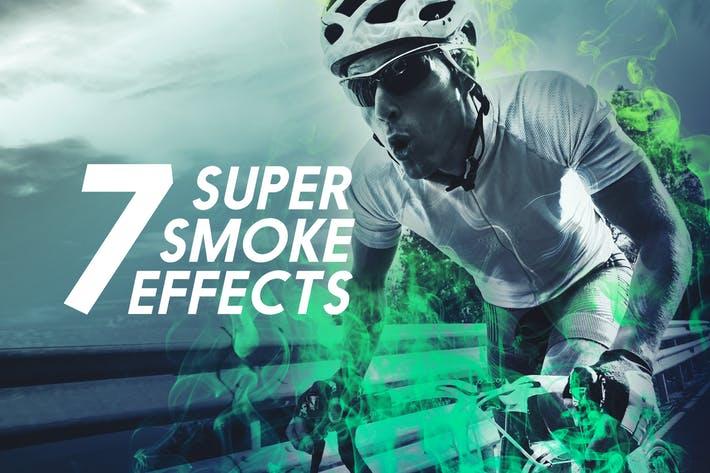 7 Super Smoke Effects