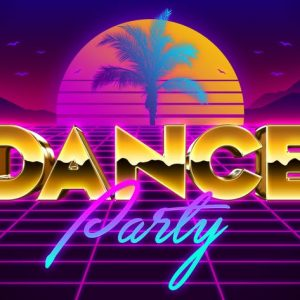 80s Text Effects Vol. 2