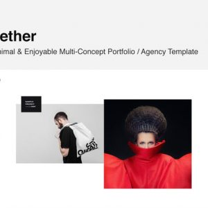 Aether - Minimal & Enjoyable MultiConcept Template