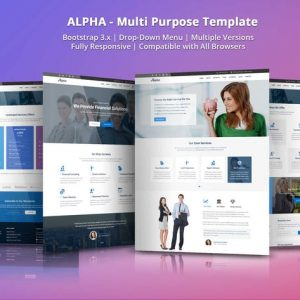 Alpha - Business Consulting and Financial Services