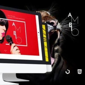 Ambio — Unique Personal Blog | Magazine Responsive