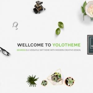 BeGreen - Multi-Purpose Template for Landscaping