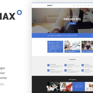 Bemax - Multipurpose Corporate Business