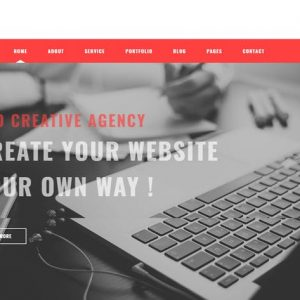 Bond - Creative Agency & Blogging HTML Template