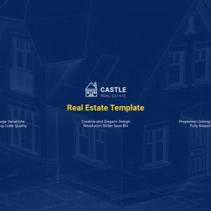 Castle - Real Estate Template