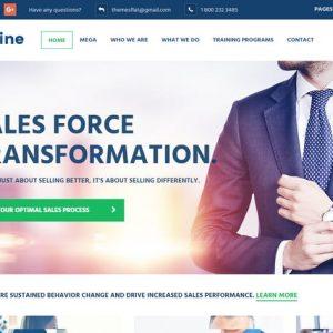Cosine - Training, Coaching & Business HTML Templa
