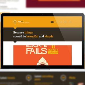 Creolio HTML - Personal Portfolio & Blog
