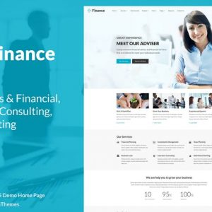 Finance - Business and Finance Corporate