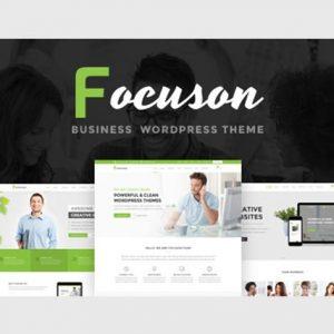 Focuson - Business HTML Theme