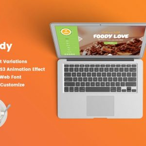 Foody – Responsive Restaurant HTML5 Template