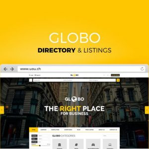 Globo - Directory & Listings HTML Template