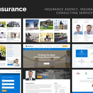 Insurance - Insurance Agency, Consulting Services