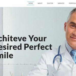 MediCare – Dentist, Medical HTML5 Template