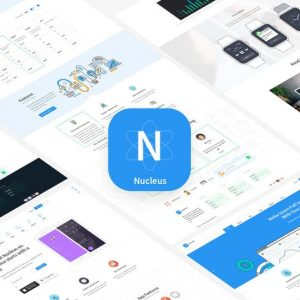 Nucleus - Multipurpose Technology HTML Template
