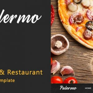 Palermo - Pizza & Restaurant HTML Template