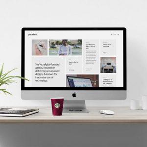Pasadena – Unique Responsive HTML5 Portfolio