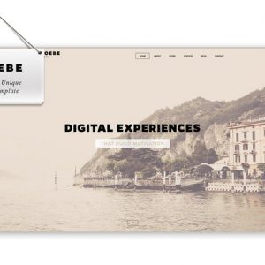 Phoebe - Responsive HTML5 Template