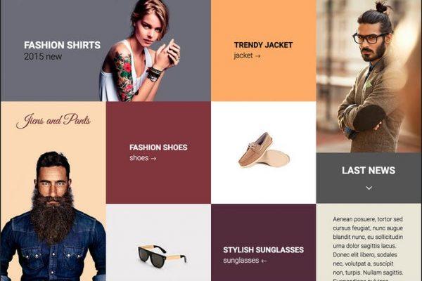 Prana - Fashion Clothes HTML