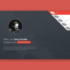 Premiumlayers - Responsive HTML vCard/Resume